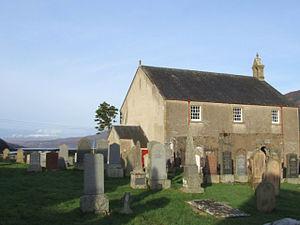Loch Broom - Loch Broom Parish Church at Clachan.