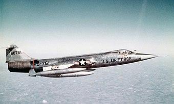 Lockheed F-104 Starfighter | Military Wiki | FANDOM powered