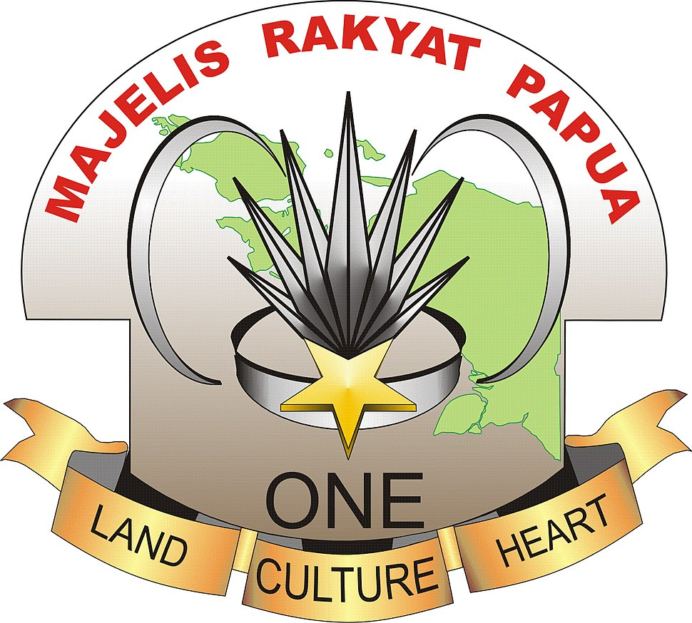Logo Majelis Rakyat Papua