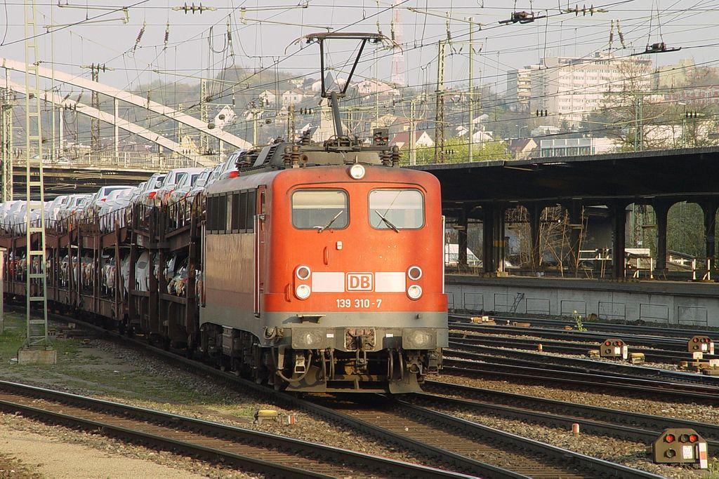 Lok DB 139 310