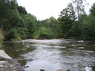 Lomná (river) - Image: Lomna 639