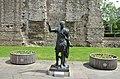 Londinium Roman Wall (26507790168).jpg