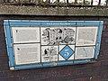 London Roman Wall - Museum of London Walking Tour Plaque 5.jpg
