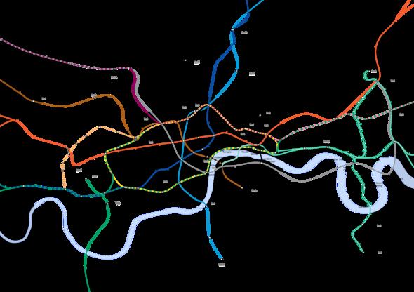 Zone Di Londra Cartina.Travelcard Zone 2 Wikipedia