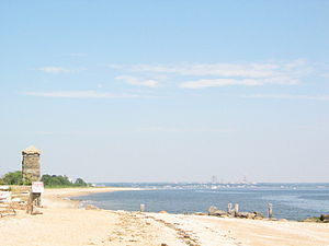 Sands Point, New York - Image: Long Island Sound 5507