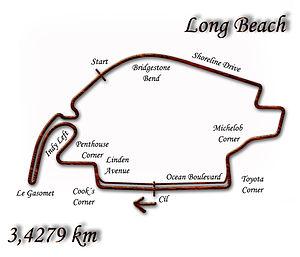 1982 United States Grand Prix West - Image: Long Beach 1982