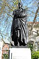 Lord Curzon statue, Carlton House Terrace.jpg