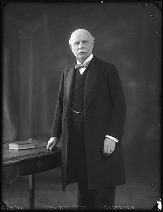 Hudson Kearley, 1st Viscount Devonport - Image: Lord Devonport
