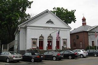 Hingham (CDP), Massachusetts Census-designated place in Massachusetts, United States