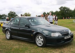 Lotus Carlton registered April 1993 3615cc.JPG