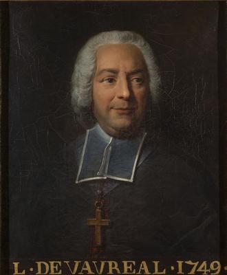 Louis-Gui de Guérapin de Vauréal - Portrait of Louis-Gui de Guérapin de Vauréal