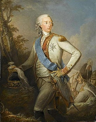 Charles William Ferdinand, Duke of Brunswick-Wolfenbüttel - Louis Joseph, Prince of Condé, primary author of the Brunswick Manifesto