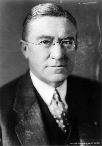 Impeachment investigations of United States federal officials - Lewis T. McFadden was notable for trying to impeach officials.