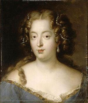 Louise de La Vallière - Image: Louise Françoise de la Baume Le Blanc, duchesse de La Vallière et de Vaujours