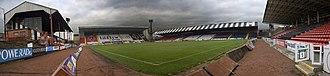 Love Street (stadium) - Image: Love Street Stadium, Paisley, Scotland