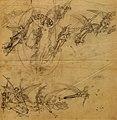 Luc-Olivier Merson - Libertad - Etude de figures volantes 03.jpg