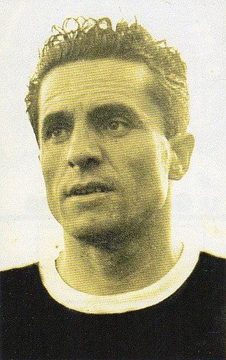 Lucidio Sentimenti - Sentimenti IV with Juventus in the 1940s
