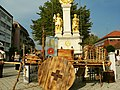 Ludbreg - Center of the world - Carnevale Klopotec 09 - panoramio.jpg
