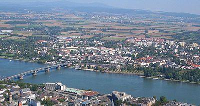 Mainz-Kastel - Wikipedia