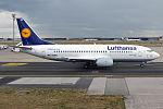 Lufthansa, D-ABEB, Boeing 737-330 (16456097682) (2).jpg
