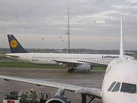 D-AISD - A321 - Lufthansa