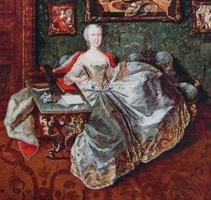 Princess Luise Dorothea of Saxe-Meiningen - Image: Luise Dorothea of Saxe Meiningen, duchess of Saxe Gotha Altenburg 2