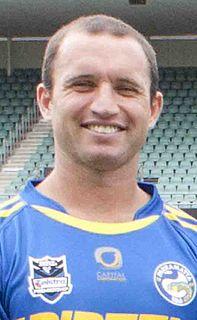 Luke Burt Australian rugby league player