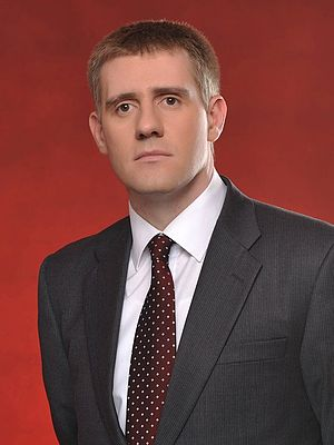Igor Lukšić - Image: Luksic portrait