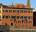 Lungarno guicciardini, palazzo capponi-vettori (mattina) 03.jpg