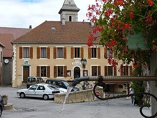 Lus-la-Croix-Haute Commune in Auvergne-Rhône-Alpes, France