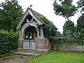 Lych gate at St. Michael's, Brampton Abbotts - geograph.org.uk - 947168.jpg