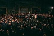 Lyndon Johnson Funeral