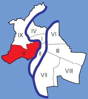 5th arrondissement of Lyon French municipal arrondissement in Rhône-Alpes, France