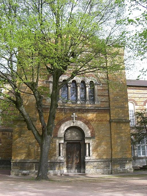 Lyon 5 - Parc des Hauteurs - Jardin de la Visitation - Archives des HCL