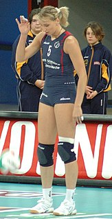 Lyubov Sokolova (volleyball) female volleyball player from Russia