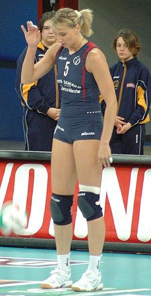 Lyubov Sokolova (volleyball) - Image: Lyubov Kılıç 3