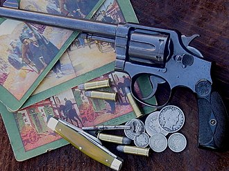 Smith & Wesson Model 10 - Image: M&P1899