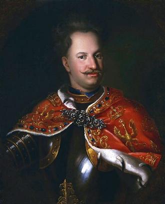 Treaty of Altranstädt (1706) - Stanisław Leszczyński