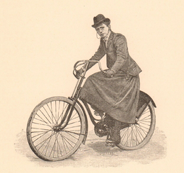Mélanie Ignard photo a bicyclette.png