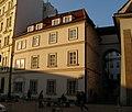 Měšťanský dům U Města Betléma (Staré Město), Praha 1, Betlémské nám. 3, Staré Město.JPG