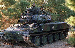 M551 Sheridan, Joint Readiness Training Center.JPEG
