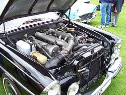 MercedesBenz 300 SEL 63  Wikipedia