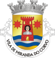 Miranda do Corvo címere