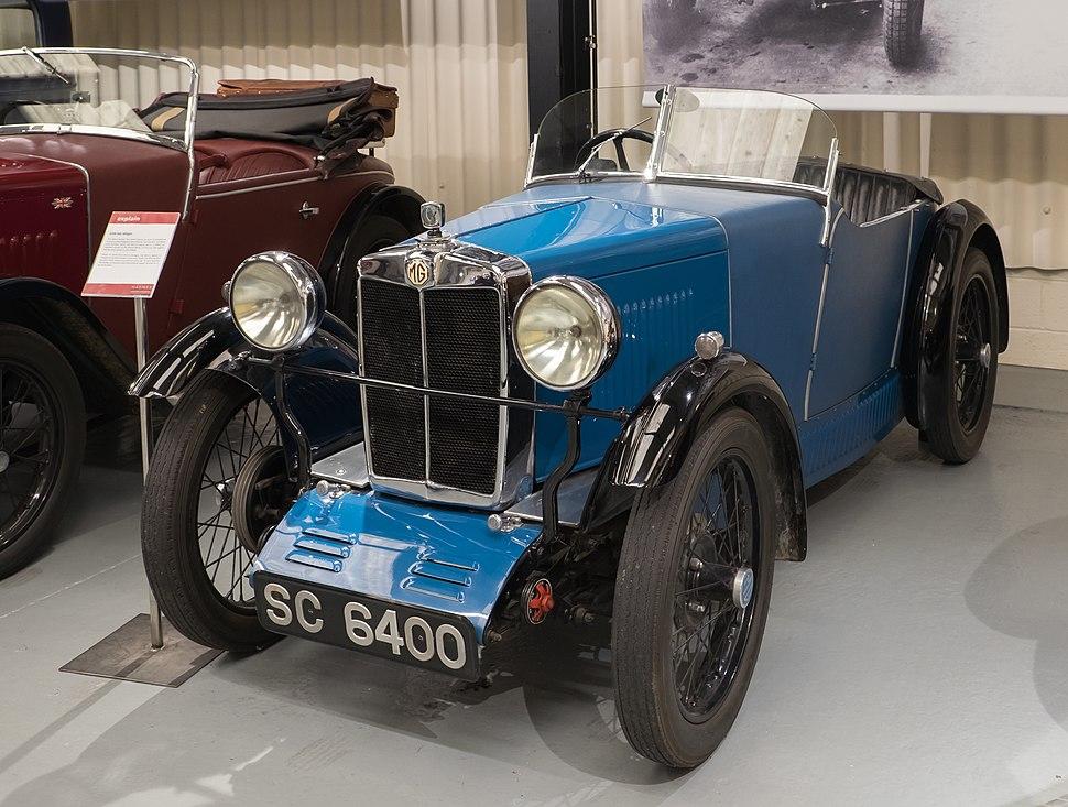 MG Midget 1930