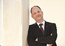 Choir director Martin Lehmann
