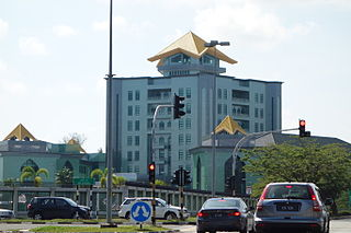 Bruneian government ministry responsible for military and national security
