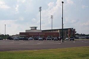 Mississippi Braves - Image: MS Braves