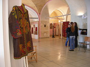 Romanian Peasant Museum - Inside the museum