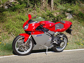 image illustrative de l'article MV Agusta F4