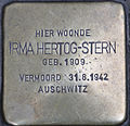 Maastricht-Achter het Vleeshuis 2 - Irma Hertog-Stern.JPG